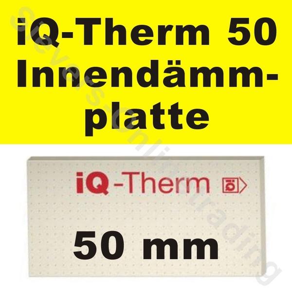 5 76 m remmers iq therm 50 8 stk innend mmplatte 1 20x0. Black Bedroom Furniture Sets. Home Design Ideas