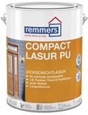 remmers compact lasur pu dickschichtlasur holzlasur fensterlasur. Black Bedroom Furniture Sets. Home Design Ideas