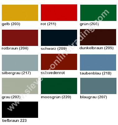 13 18 l 2 5 l consolan wetterschutzfarbe holzfarbe farbe deckfarbe ebay. Black Bedroom Furniture Sets. Home Design Ideas