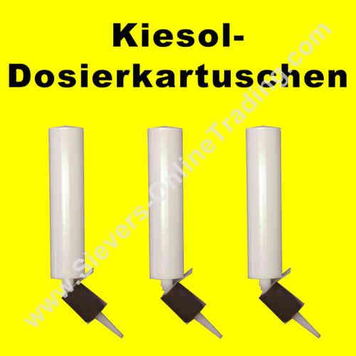 Ongekend 3 Stk. Remmers Kiesol Dosierkartuschen 310 ml drucklose VZ-89
