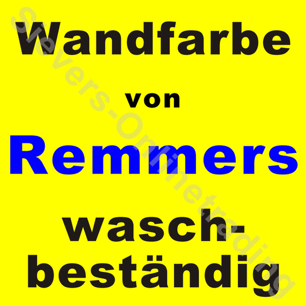 Remmers Color LF [basic] / Innenmatt LF, Wandfarbe